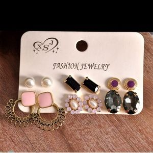 6-pc Lot Fashion Jewelry